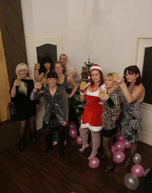 Welcome to the naughtiest old and young Christmas party of the year