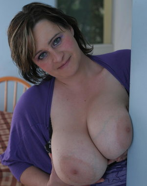 Check these huge mature boobs