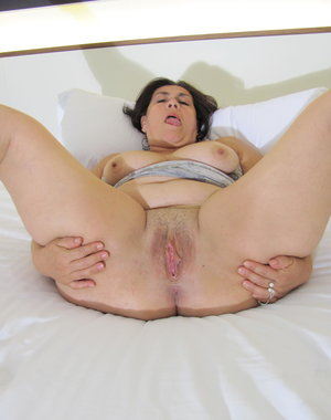 mama wants to get naughty and goes for it