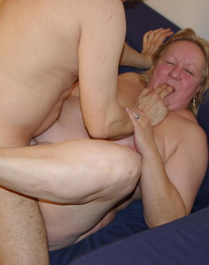 This big titted mama loves a hard cock
