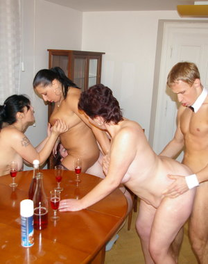 aWelcome to our little mature sex party