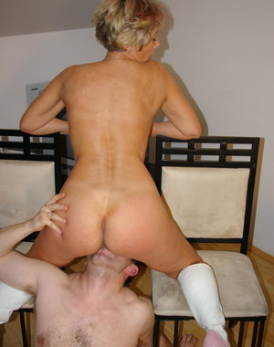 mommy loves to get fucked all through her house
