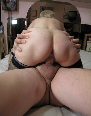 Granny loves to fuck all morning to get her fill