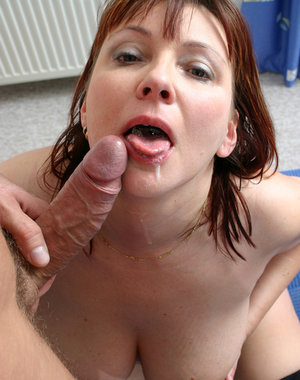 This mature mama loves to get some manmeat in her