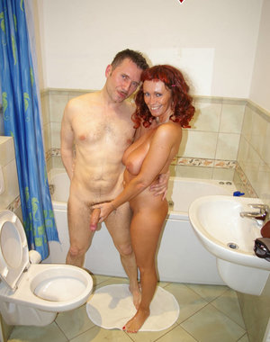 This housewife gets a surprise visit from the guy next door