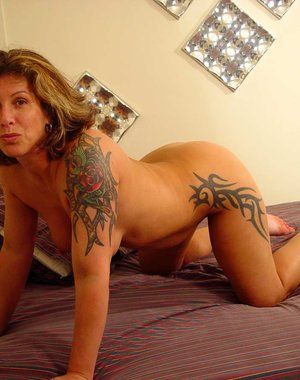 tattoo babe nice and firm