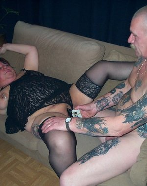 Mature Swingers on a night of fun